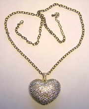 Колье Сердце